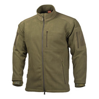 Jacket Fleece Perseus, Olive