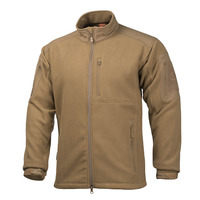 Jacket Fleece Perseus, Coyote