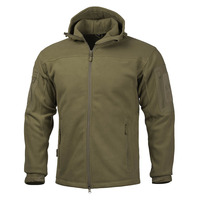 Jacket Fleece Hercules, Olive