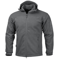 Jacket Fleece Hercules, Wolf Grey