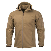 Jacket Fleece Hercules, Coyote