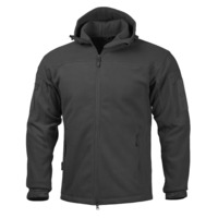 Jacket Fleece Hercules, Black