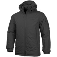 Jacket LCP The Rock Parka, Μαύρο
