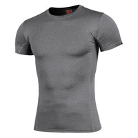Apollo Tac-Fresh T-Shirt, Wolf Grey