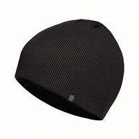 Koris Watch Cap, Black