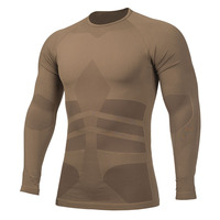Plexis Activity Shirt, Coyote
