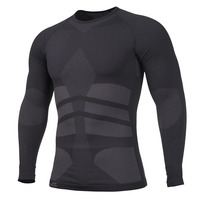 Plexis Activity Shirt, Black