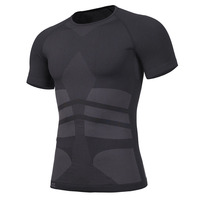 Plexis Activity T-Shirt, Black