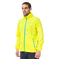 Mac In A Sac Jacket, Neon Yellow