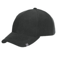 Fleece BB Cap, Black