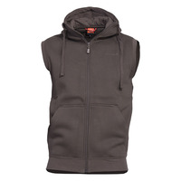 Thespis Hoody Vest, Terra Brown