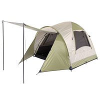 Tasman 4V Tent, Green, 4 person