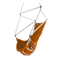 Mini Moonchair, Orange/ White