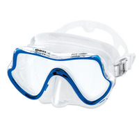 Snorkeling Mask, Pure Vision, Blue