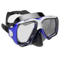 Snorkeling Mask, Rover, Blue