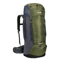 Backpack Explorer II 60+10 lt, Forest Green