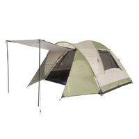Tasman 6V Green Tent, 6 person