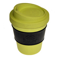 Bamboo Bio Sip Cup 355 ml, Lime