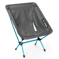 Chair Zero, Black/ Blue