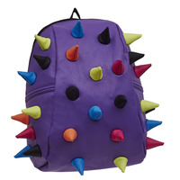 Backpack Spiketus Rex Half Pack, Razzle Dazzle