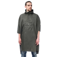 Mac In Sac Poncho, Khaki