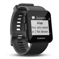 Smartwatch and GPS Forerunner 30 Slate Grey