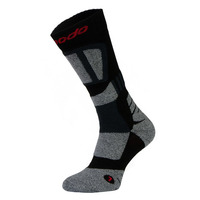 Trekking Socks Stt, Black/ Grey