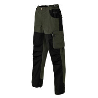 Outdoor Pants Kilimanjaro, Dark Green/ Black
