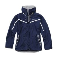 Blue Eco Jacket, Marine