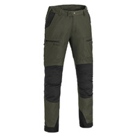 Outdoor Pants Caribou TC Extreme, Mossgreen/ Svart