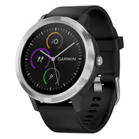 Vivoactive 3 GPS & HR, Black-Stainless Steel