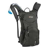 Backpack Rapide H20 20, Black 20lt