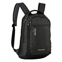 Backpack Rush 25, Black 25 lt