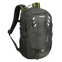 Backpack Ventini 20, Black 20 lt