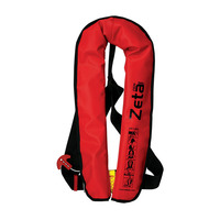 Work Lifejacket Zeta 290N, Automatic, Red
