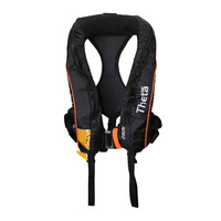 Lifejacket Theta 290N, Automatic with Hood & Double Crotch Straps