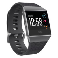 Smartwatch Ionic, Charcoal/ Smoke Gray