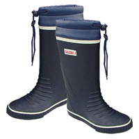 Sailing Boots Tie-Top