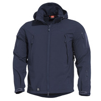 Jacket Softshell Artaxes, Midnight Blue