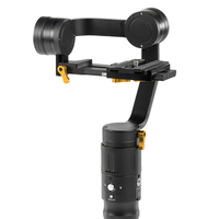 MS-PRO, 3 Axis Gimbal for Mirrorless Cameras up to 0,9 kg