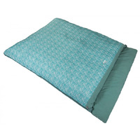 Sleeping Bag Revive Double, Teal