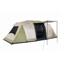 Seascape Dome Tent, 8+2 Persons, Olive