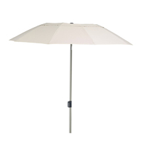 Ruakiri Plus Umbrella, Light Brown