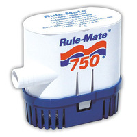 Automatic Submersible Pump Rule-Mate 750, 12V