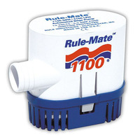 Automatic Submersible Pump Rule-Mate 1100, 12V