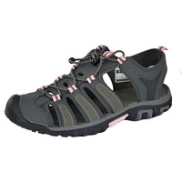 Eritio Sandals, Pink/ Carbon Grey/ Dark Grey