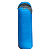 Sleeping Bag Sturt Hooded Blue