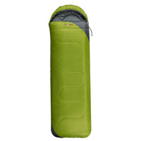 Sleeping Bag Sturt Hooded Green