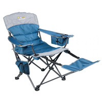 Monarch Footrest D, Blue