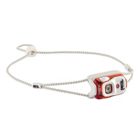 Rechargeable Headlamp Bindi, Orange/ White